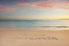 Wakacyjny Shoelhaven południowe wybrzeże Australia Fotografia Stock