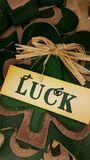Wakacyjny wystrój: St Patricks dzień Zdjęcia Royalty Free