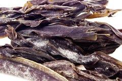 Wakama - algas secadas fotos de stock
