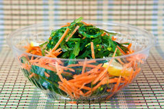 Wakame Salad Royalty Free Stock Image