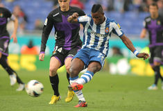 Wakaso Mubarak of Espanyol Royalty Free Stock Photos