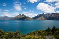 Wakatiou del lago Imagen de archivo libre de regalías