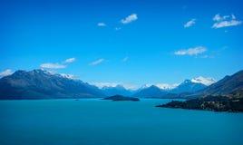 Wakatipu Lake, New Zealand Royalty Free Stock Image