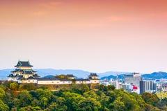 Wakayama, Ιαπωνία στοκ εικόνες