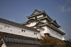 Wakayama castle Stock Photos