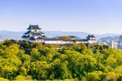 Wakayama, Japan Castle Stock Image
