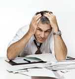 Wake Me When The Economy Improves Stock Images