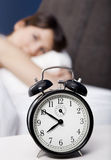 Wake-up Royalty Free Stock Photo