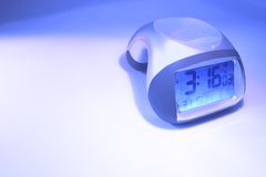 Wake up - alarm clock Stock Photography