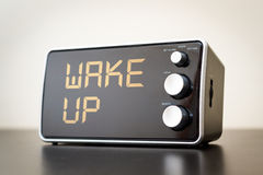 Wake up Royalty Free Stock Photos