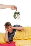 Wake up call Royalty Free Stock Image