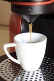 Wake-up com café do café Fotografia de Stock