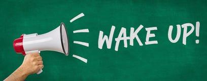 Wake up Royalty Free Stock Photo