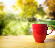 Wake up and Smell the Coffee Royalty Free Stock Photography