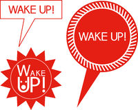 Wake up Royalty Free Stock Images