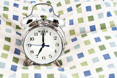Wake up time Royalty Free Stock Photography
