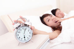 Wake up Stock Images