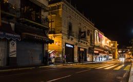 Wake up in xlapa. A new day in xalapa city Stock Photo