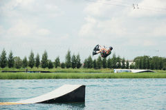 Wakeboard Photo stock