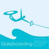 Wakeboard Imagens de Stock Royalty Free
