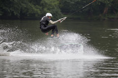 Wakeboard Tournament Stock Photography