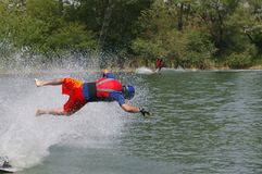 Wakeboarder Royalty Free Stock Image