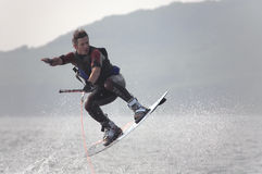 Wakeboarding Photos stock
