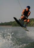 Wakeboarding Imagen de archivo
