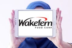 Wakefern Mat Korporation logo Royaltyfri Foto