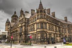Wakefield. County Hall. Royalty Free Stock Photo