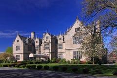 Wakehurst Villa der Salve-Regina-Universität lizenzfreies stockfoto