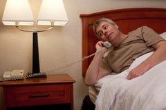Wakeup call Stock Image