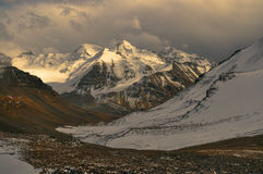 Wakhan valley Stock Images