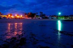 wakiki νύχτας fuerteventura παραλιών Στοκ φωτογραφία με δικαίωμα ελεύθερης χρήσης