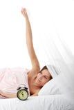 Waking up Royalty Free Stock Photography