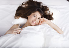 Waking up Royalty Free Stock Images