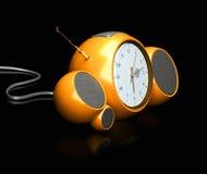 Waking Up With an Alarm Clock Stock Photos