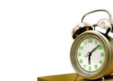 Waking Up Alarm Clock Stock Photos
