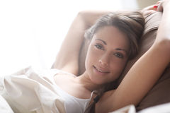 Waking up to a beautiful day Royalty Free Stock Photo
