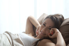 Waking up to a beautiful day Royalty Free Stock Photography