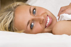 Waking Up To Beauty Royalty Free Stock Image