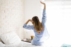 Waking up to a new day Stock Photography