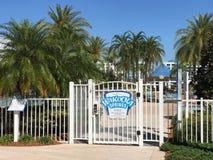 Wakoola Springs at The Fountains at Orlando, Florida. Stock Images