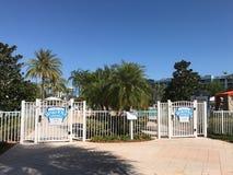 Wakoola Springs at The Fountains at Orlando, Florida. Stock Image