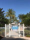 Wakoola Springs at The Fountains at Orlando, Florida. Royalty Free Stock Image