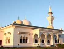 Wakrah mosque Royalty Free Stock Photo