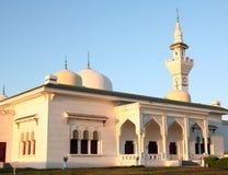 Wakrah mosque Royalty Free Stock Photo