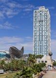 Wal Barcelona Spanien Lizenzfreies Stockbild