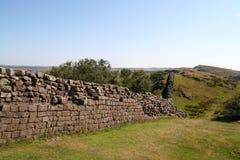 Wal de Hadrian Fotografía de archivo