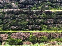 Wal de piedra histórico de Tailandia Fotos de archivo